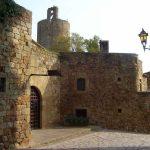 Centro histórico de Pals (Costa Brava)