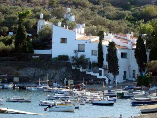 Casa-Museu Salvador Dalí  Port Lligat a la Costa Brava  Cadaqués  DeMedite...