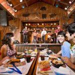 Área temática Far West de Port Aventura, Restaurante The Old Steak House