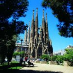 Distrito de l'Eixample en Barcelona