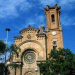 Iglesia de Sant Andreu en Barcelona