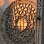 Catedral del Mar en Barcelona, Born. Vista entrada principal