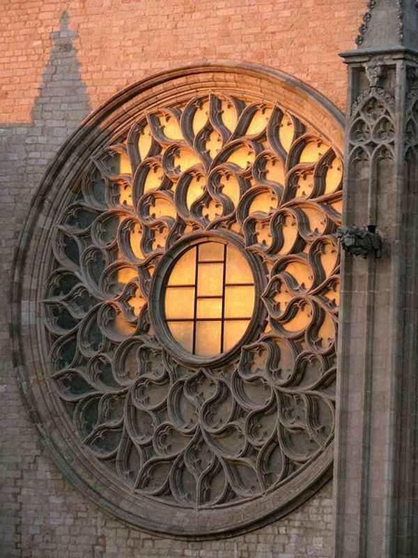 Catedral Del Catedral Del Mar en Barcelona