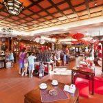 Área temática de China en Port Aventura, Tienda