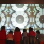 Acrtividades en grupo en el Museo del cine de Girona
