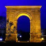 Arco de Berà en Tarragona