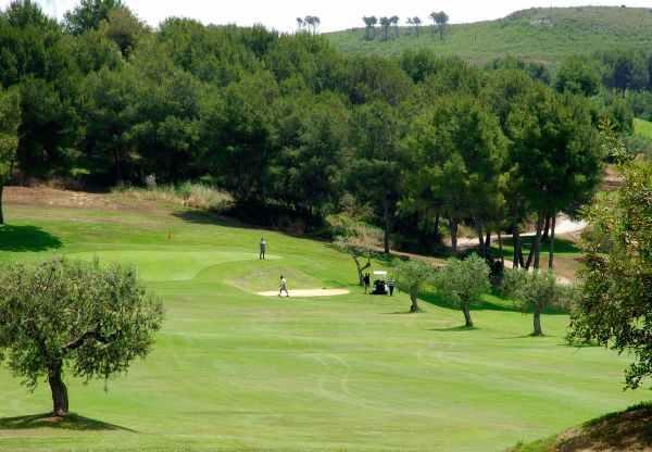 Campo de Golf en la Costa Daurada