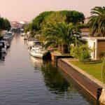 Canales en Empuriabrava