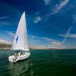 Deportes náuticos en el Delta del Ebro