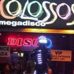 Discoteca Colossos en Lloret de Mar