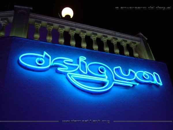 Discoteca Dsigual en Malgrat de Mar