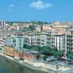 Panorámica de Girona. Ruta del centro histórico