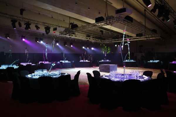 Gran Casino de la Costa Brava, espacio para cenas de gala