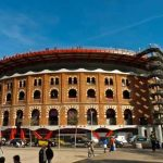 Centro comercial las Arenas en Gran Via de las Corts Catalanes
