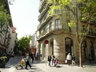 Carrer gran de sant andreu en barcelona barcelona - Barrio de sant andreu ...