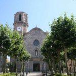 Iglesia de Sant Nicolau en Malgrat de Mar, Costa del Maresme