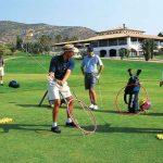 Costa Daurada, Campos para practicar Golf