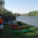 Río Ebro en Kayak