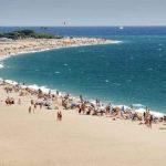 Playas de Malgrat de Mar, Costa del Maresme