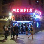 Discoteca Menfis en Calella