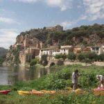 Castillo de Miravet en Kayak