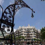 Passeig de Gràcia en Barcelona