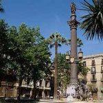 Plaça Duc de Medinaceli en Barcelona