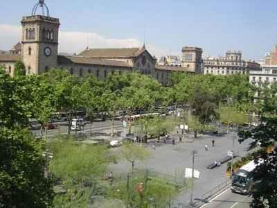 Pla a universitat en barcelona barcelona - Placa universitat barcelona ...