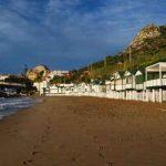 Playa Garraf en Sitges
