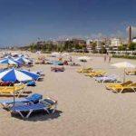Playas familiares en Malgrat de Mar