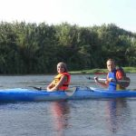 Deportes de Aventura en el río Ebro