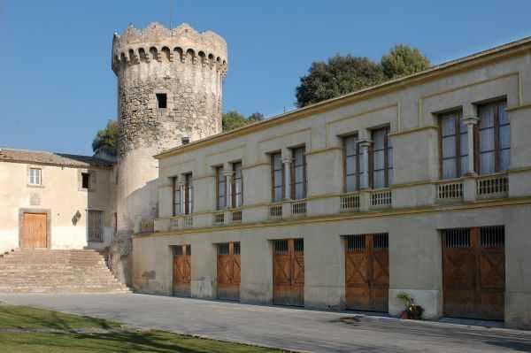 Can Ratés en Santa Susanna, Maresme