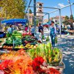 Mercado de Santa Susanna en el Maresme