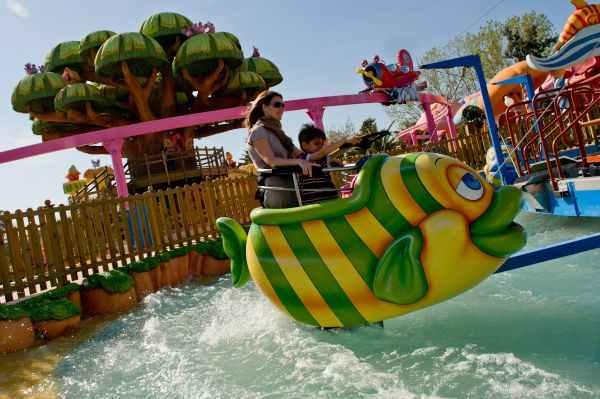 Parque temático de Port Aventura a 15 minutos de Tarragona
