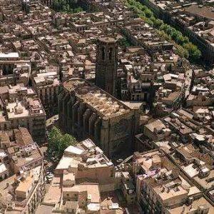 Església de Santa Maria del Pi en Barcelona