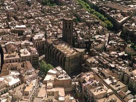 Església del Pi en Barcelona