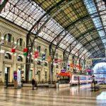 Estación de Francia en Barcelona