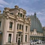 Estación del Nord en Barcelona