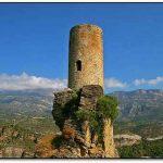 Castell de Carol en la Alta Cerdanya