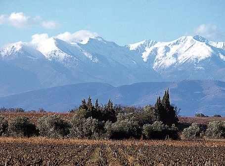 El Canigó en la Catalunya Nord
