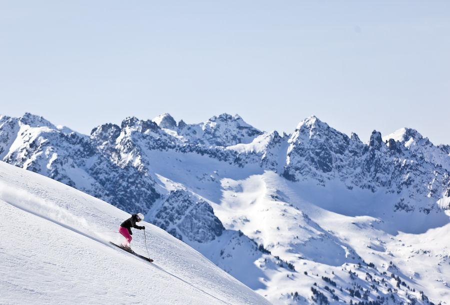 La Masella: Pistas de Esquí La Pia