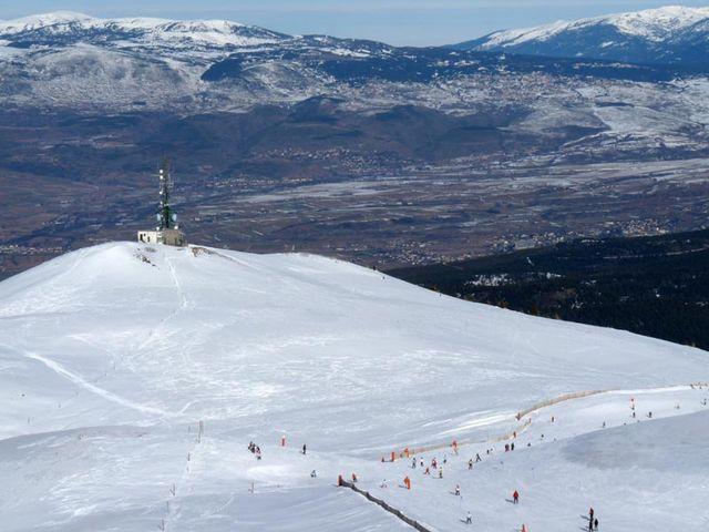 La Masella: Pistas de Esquí La Tosa