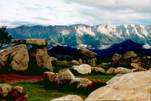 Dolmen Lles de Cerdanya