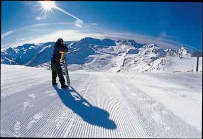 Pistas de esquí en La Massana