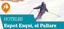 Hoteles en Espot Esquí