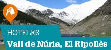 Hoteles en Vall de Núria