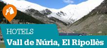 Hotels Vall de Núria