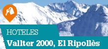 Hoteles en Vallter 2000
