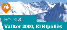 Hotels Vallter 2000