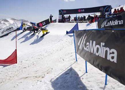 La Molina en la Cerdanya, estación de esquí |